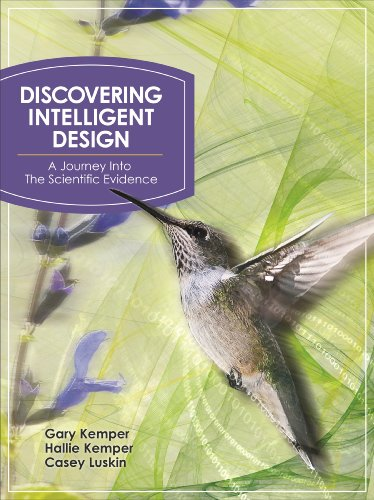9781936599134: Complete Bundle - 3 Items - Discovering Intelligent Design Textbook, Companion DVD, and Workbook (Discovering Intelligent Design: A Journey Into The Scientific Evidence)