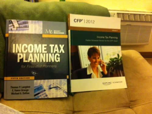 9781936602070: Income Tax Planning