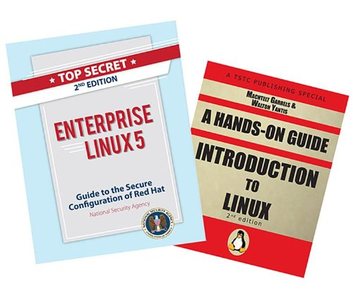 9781936603107: Linux Package (Introduction to Linux & Nsa Guide)