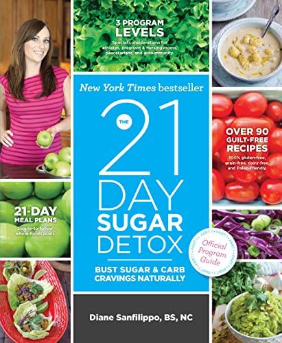 21-Day Sugar Detox Format: Paperback: Sanfilippo, Diane