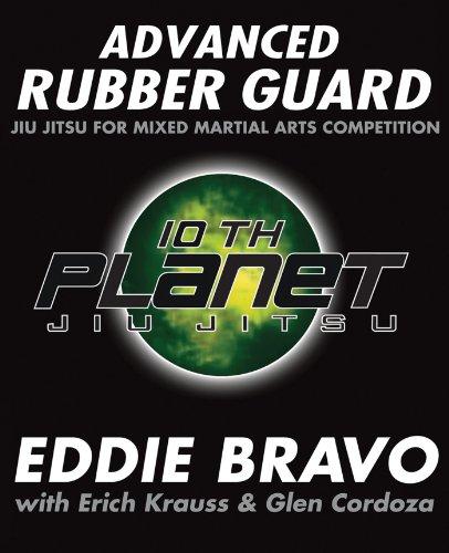 9781936608621: Advanced Rubber Guard: Jiu-Jitsu for Mixed Martial Arts Competition