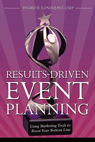 Results-Driven Event Planning: Lundquist, Csep Ingrid E.; Lundquist, Ingrid E.