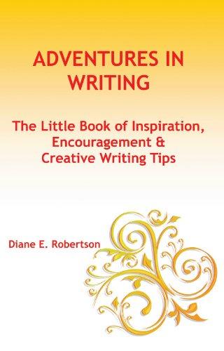 Adventures In Writing: Diane E. Robertson