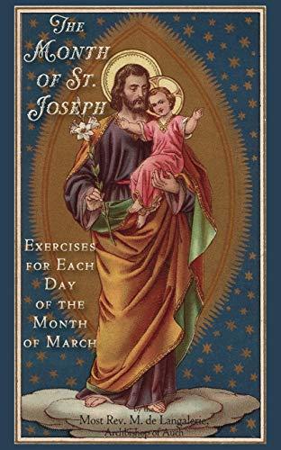 The Month of St. Joseph: de Langalerie, Most