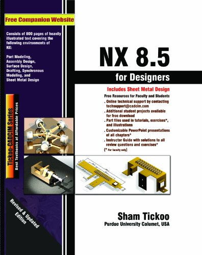 9781936646241: NX 8.5 for Designers