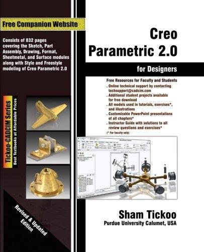 CREO PARAMETRIC 2.0 FOR DESIGNERS: TICKOO