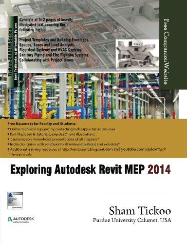 Exploring Autodesk Revit Mep 2014: Prof. Sham Tickoo