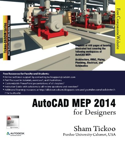 9781936646579: AutoCAD MEP 2014 for Designers