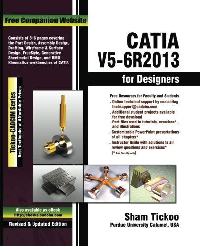 9781936646616: CATIA V5-6R2013 for Designers