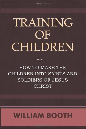 9781936656028: Training of Children