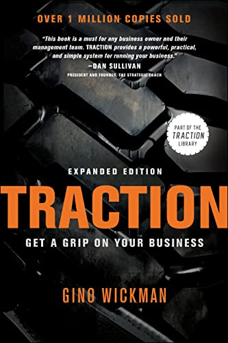 9781936661831: Traction: Get a Grip on Your Business