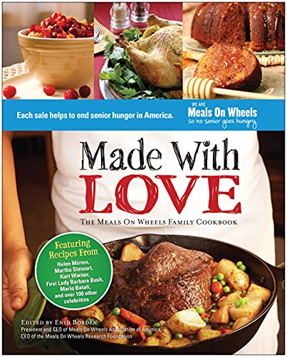 9781936661985: Made With Love: The Meals On Wheels Family Cookbook