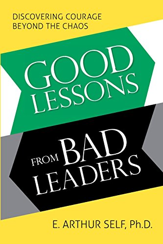 9781936672608: Good Lessons from Bad Leaders: Discovering Courage Beyond the Chaos