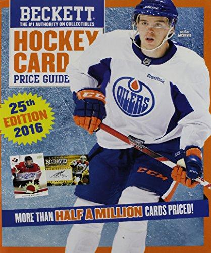 9781936681075: Beckett Hockey Card Price Guide 2016