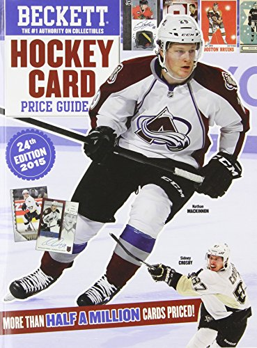 9781936681679: Beckett 2015 Hockey Price Guide 24th Edition (Beckett Hockey Card Price Guide)
