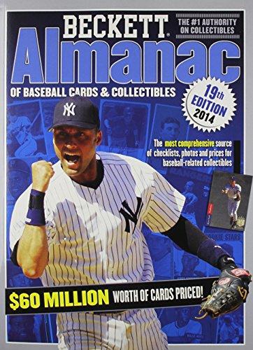 Beckett Almanac of Baseball Cards & Collectibles 2014 (Beckett Almanac of Baseball Cards and ...