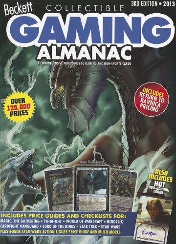 9781936681914: Beckett Gaming Almanac No. 3