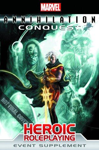 9781936685240: Marvel Heroic Roleplaying: Annihilation - War of Kings (Marvel Heroic Rpg)