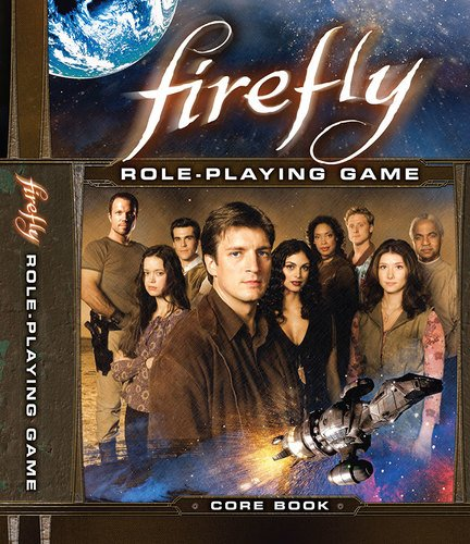 9781936685325: Firefly RPG Core Rulebook