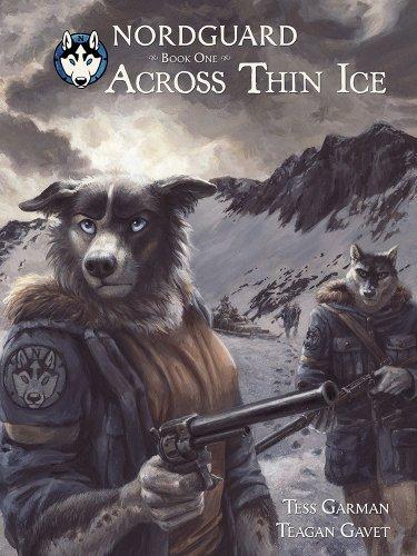 9781936689118: Nordguard Volume One: Across Thin Ice (hardcover)