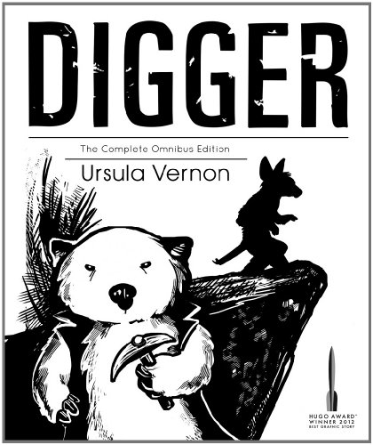 9781936689323: Digger: The Complete Omnibus Edition