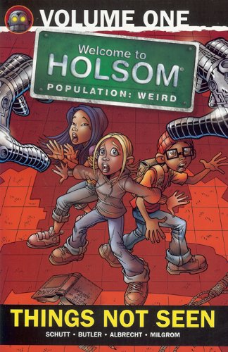 9781936699025: Welcome to Holsom Graphic Novel, Volume 1