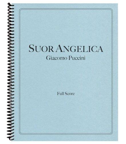 9781936710249: Suor Angelica in Full Score