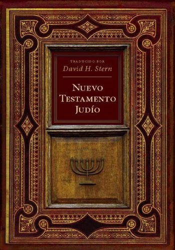 9781936716272: Nuevo Testamento Judio-FL (Spanish Edition)