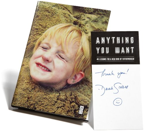 9781936719143: Anything You Want (Limited Deluxe Edition)