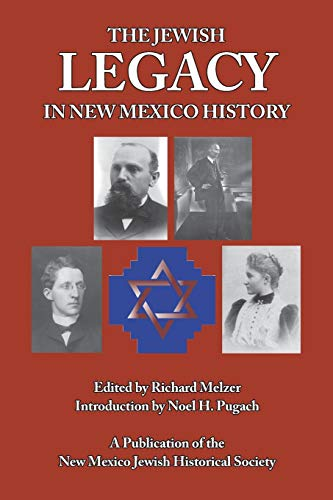 9781936744466: The Jewish Legacy in New Mexico History