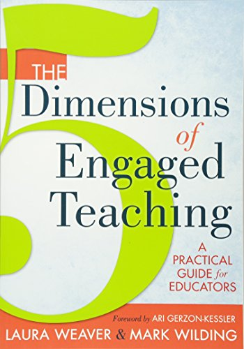 9781936764488: The 5 Dimensions of Engaged Teaching: A Practical Guide for Educators