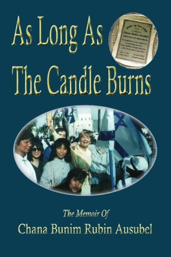 9781936778423: As Long As The Candle Burns: A Memoir Of Encouragement To Fulfill Your Potential