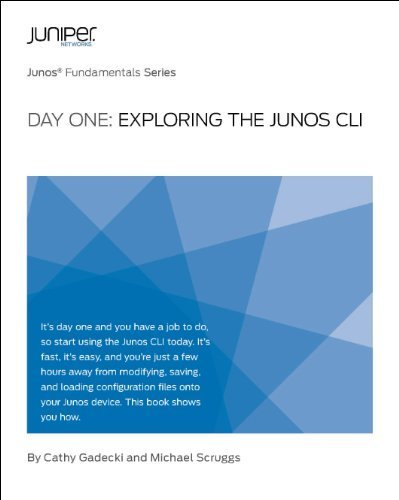 9781936779000: Day One: Exploring the Junos CLI