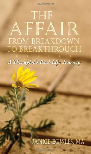 9781936780471: The Affair - From Breakdown To Breakthrough: A Therapist's Real-life Journey