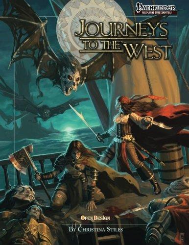 Journeys to the West: Pathfinder RPG Islands and Adventures (1936781077) by Stiles, Christina; Baur, Wolfgang; Suskind, Brian; McFarland, Ben; Kriska, Dawson; Boehringer, Morgan; Groves, Jim; Lane, Michael; Reed, Edward;...