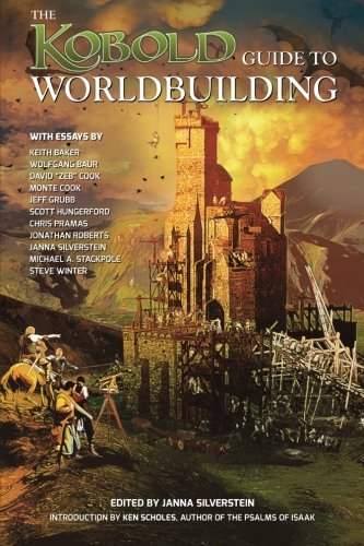 9781936781119: Kobold Guide to Worldbuilding