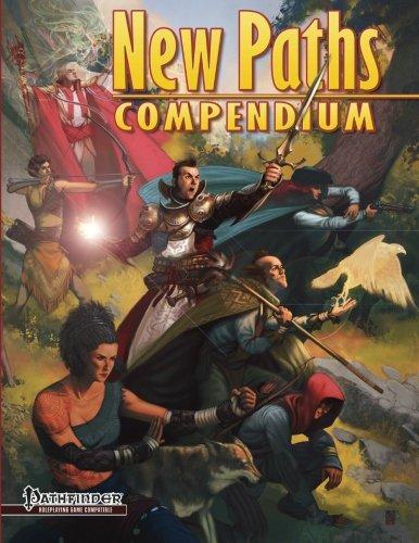 New Paths Compendium Pathfinder RPG: Marc Radle