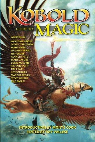 9781936781287: Kobold Guide to Magic: 4 (Kobold Guides)