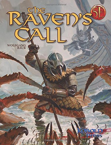 9781936781461: The Raven's Call for 5th Edition: An Adventure for 3rd Level Characters