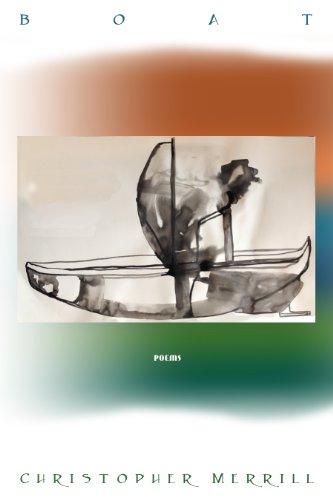 Boat: Poems: Christopher Merrill