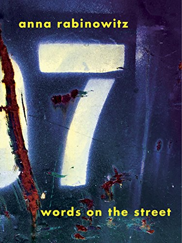 9781936797806: Words on the Street: Poems
