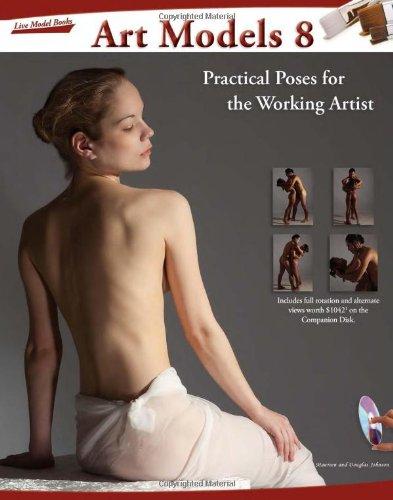 9781936801237: Art Models 8: Practical Poses for the Working Artist (Art Models series)