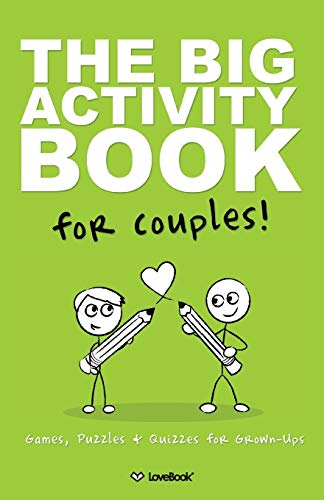 9781936806027: The Big Activity Book For Gay Couples
