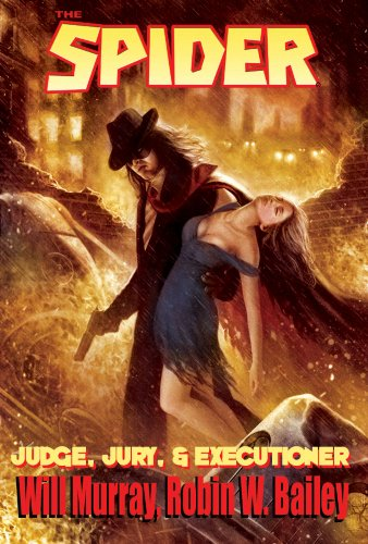 The Spider: Judge, Jury, & Executioner (1936814250) by Bailey, Robin Wayne; Murray, Will; Skinner, Cortney Wayne