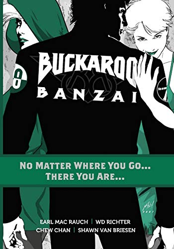 9781936814725: Buckaroo Banzai TP Vol 02 No Matter Where You Go