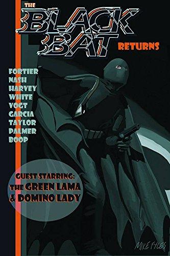 The Black Bat Returns: Fortier, Ron; Sean