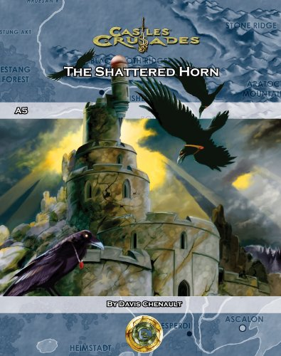 9781936822126: Castles & Crusades A5 The Shattered Horn
