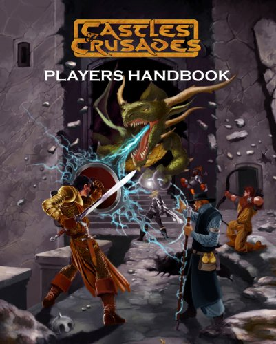 9781936822423: Castles & Crusades Players Handbook, 5th Printing