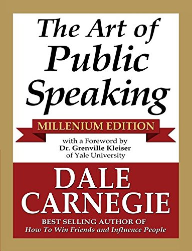 9781936828265: The Art of Public Speaking - Millenium Edition