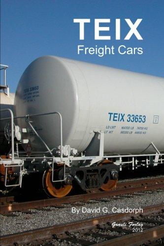 9781936829293: TEIX Freight Cars
